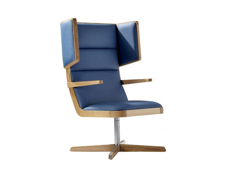 Spekta Wing Chair - Swivel