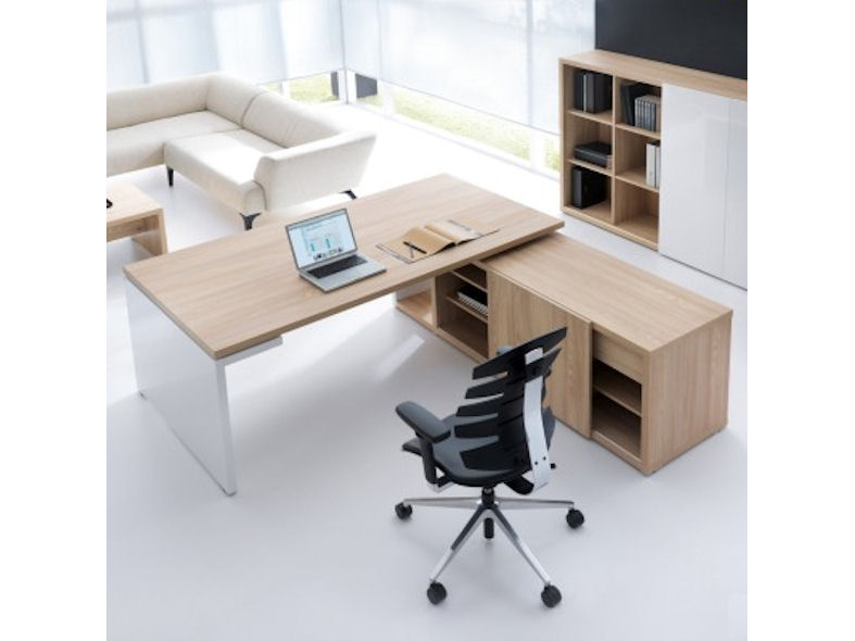 MDD MITO Executive Desk With Panel End