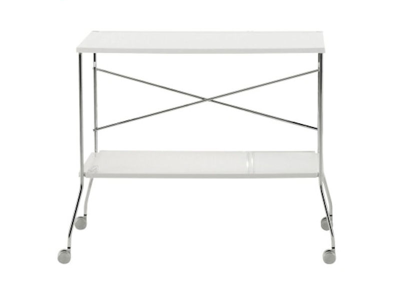 Kartell Flip Desk Table Trolley