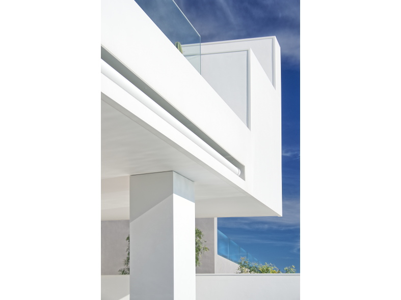 AVONITE® Acrylic Solid Surface for façades