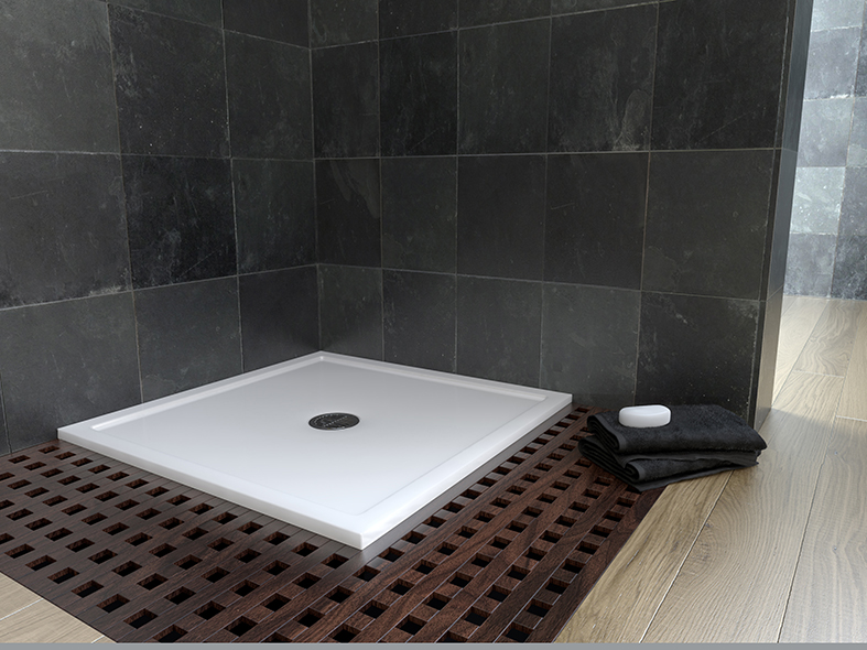 Continental Shower Trays