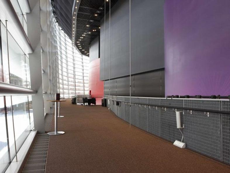 Balcony Walkway Infill Panels
