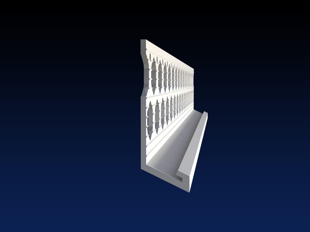 Renderplas Bellcast /Drip Beads - DesignCurial