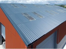 Cemsix Corrugated Sheets