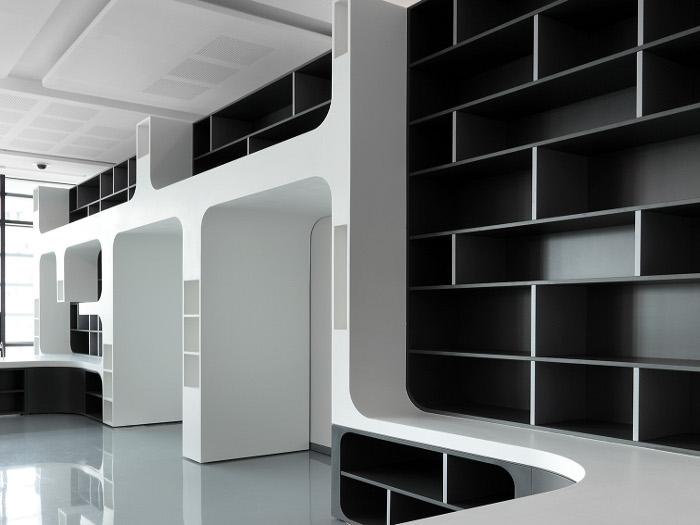Reading Room Pierres Vives DesignCurial