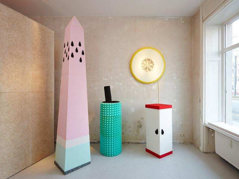 Design Studio Berlin universal design studio pop up shop and berlin designcurial