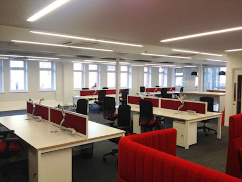 Couchbase Office Interior Fit Out DesignCurial