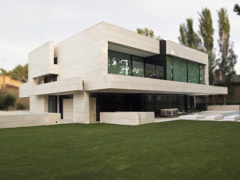 Park house by a cero joaquin torres and rafael llamazares - A cero joaquin torres ...