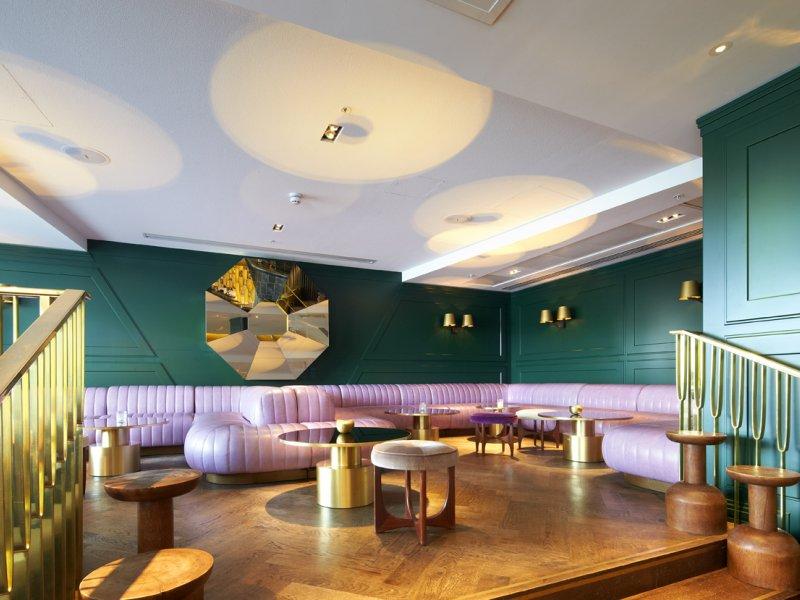 ROCKFON Monolithic ceiling