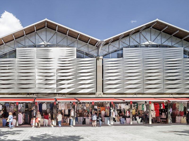 El Ninot Market in Barcelona