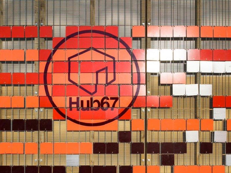Hub 67