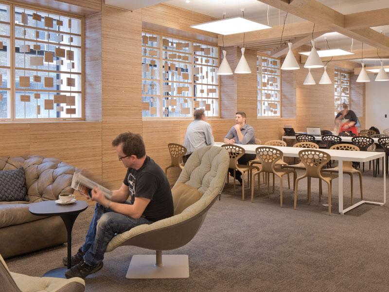 Marks Barfield Architects transform 82 Baker Street