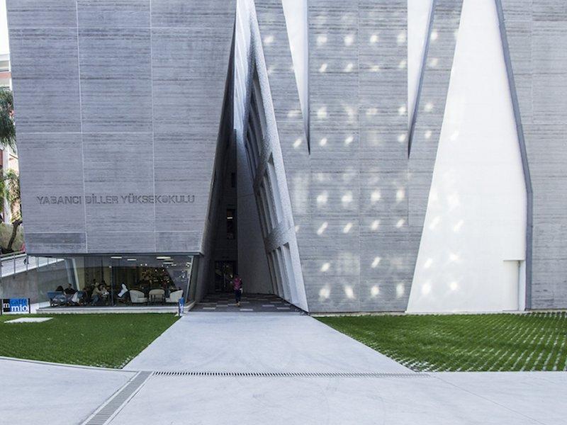 University of Economics Language Building