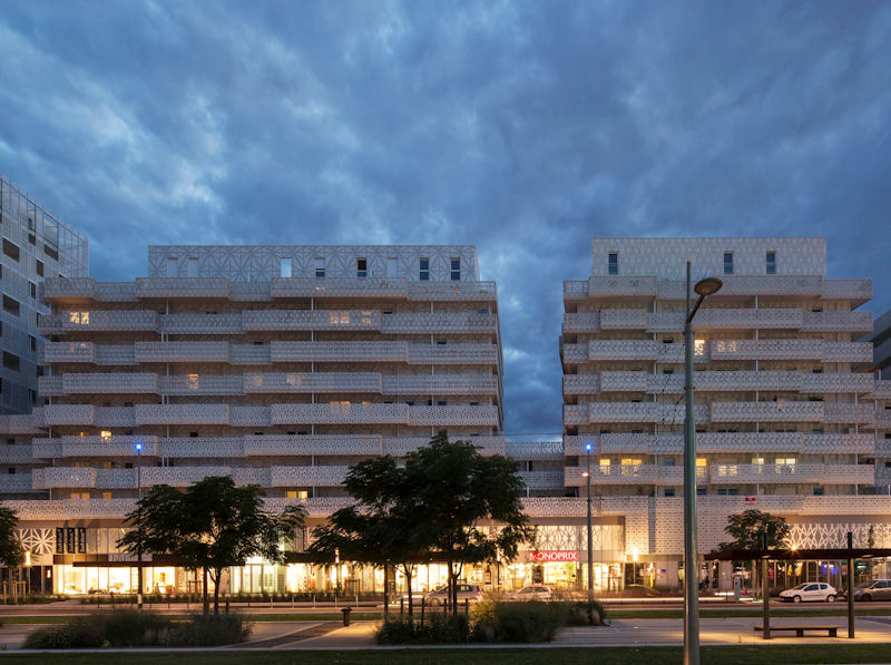La Mantilla Complex, Montpellier