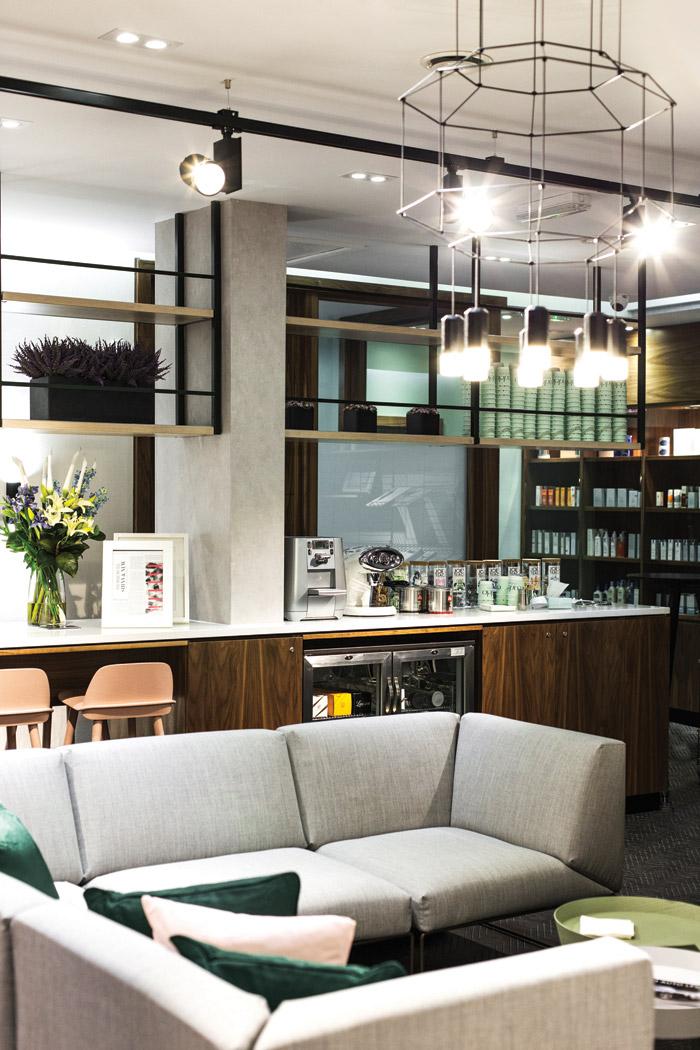 Shh eudelo dermatology clinic designcurial for Dermatology clinic interior design
