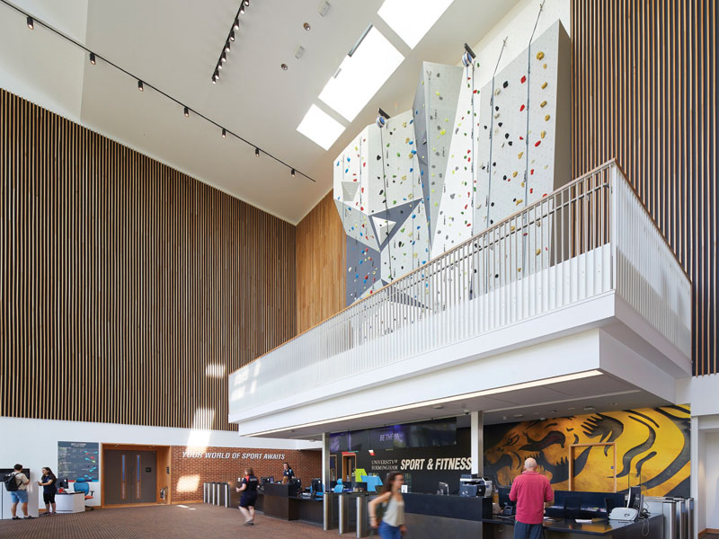 Coventry University Student Hub Designcurial