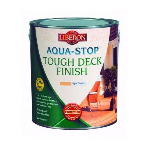 aqua stop tough deck finish explained designcurial. Black Bedroom Furniture Sets. Home Design Ideas