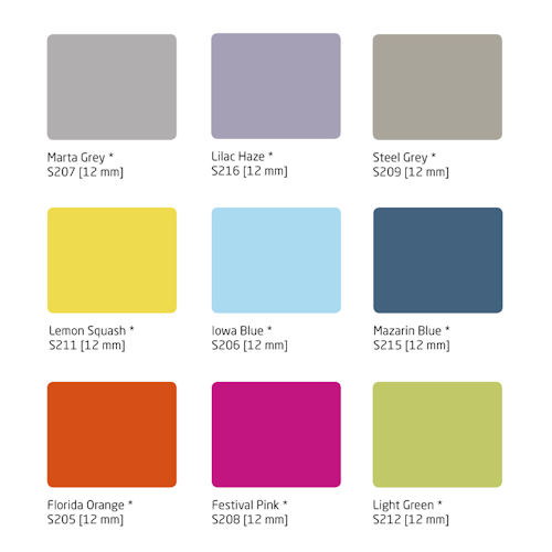 hi macs launches its 2011 stunning new solid colours designcurial