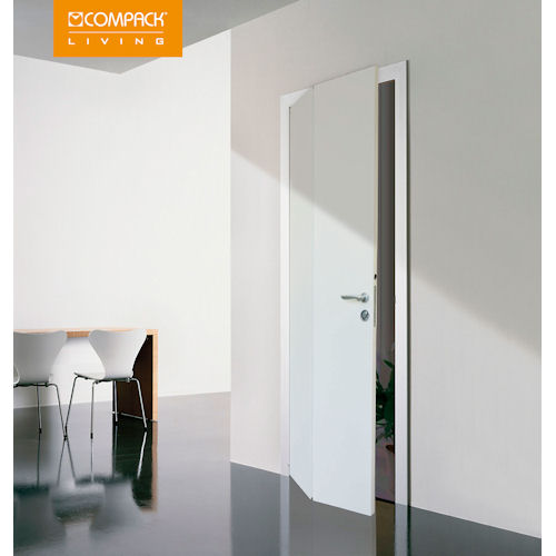 Compack Doors Cut Swing Space In Half And Small Spaces