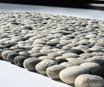 Presents Pebble Inspired Rugs
