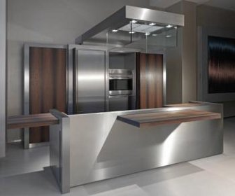 Alternative plans introduces kitchen and bathroom designs for Alternative kitchen design ideas