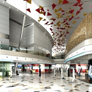 Areen completes design of King Abdulaziz International Airport