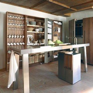 b2 kitchen workshop by bulthaup designcurial. Black Bedroom Furniture Sets. Home Design Ideas