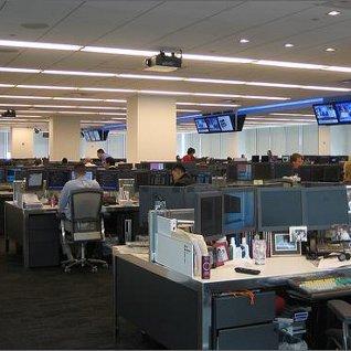 Bloomberg opens new office in kuala lumpur designcurial for Office design kuala lumpur