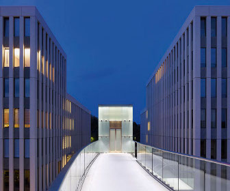 Buro happold wins iald award for sperone westwater gallery for Buro water street