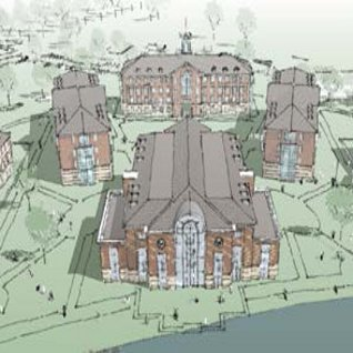 Choate scoops Elon University\'s Global Village construction ...