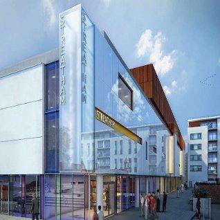 Construction Milestone Attained On Streatham Hub Development Designcurial