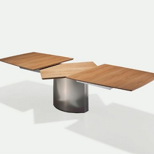 draenert launches alder extendable dining table