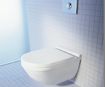 Duravit gives makeover to Starck 3 wall-mounted toilet - DesignCurial