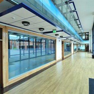 Dwr Y Felin Comprehensive School Features Armstrong