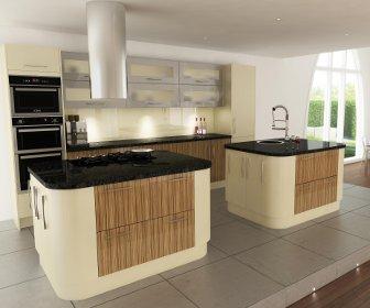 Ellis furniture adds gloss cream to lexington kitchen range