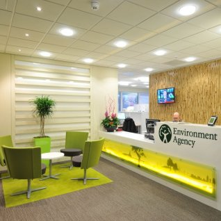 Esh build completes environment agency office refurbishment in leeds esh build completes environment agency office refurbishment in leeds malvernweather Images