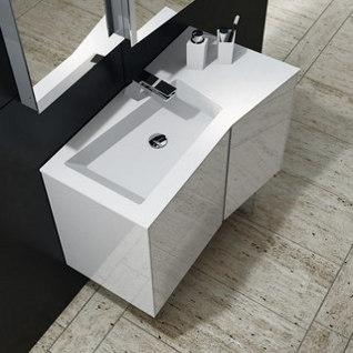 Fractal Vanity Unit By Hastings Tile Bath DesignCurial