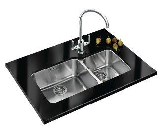 Franke Uk Sinks : Franke UK launches Largo undermounted sinks - DesignCurial