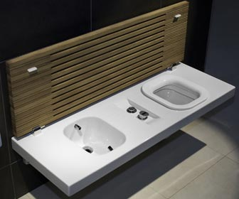 Hatria Launches G Full Toilet And Bidet Combination
