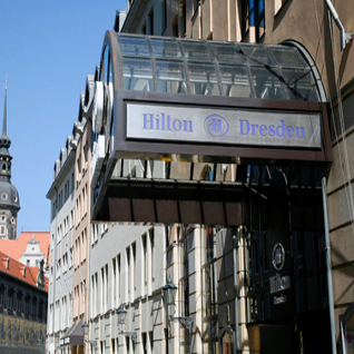 Hilton dresden completes makeover designcurial for Design hotel dresden