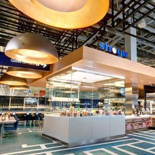 Minneapolis St Paul International Airport Wins Award For Best Concession Program Design