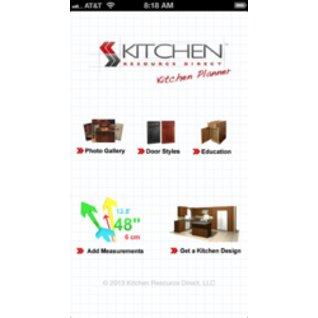 Genial Kitchen Resource Direct Launches New Kitchen Design App