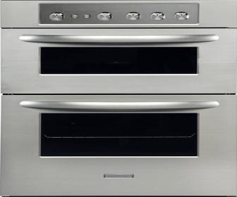 Oven: Kitchenaid Double Oven