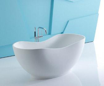Beau Kohler Unveils Lithocast Line Of Freestanding Bathtubs