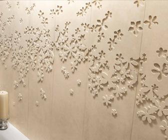 Comfortable 12 X 12 Ceiling Tiles Tall 12X24 Ceramic Tile Solid 2 By 2 Ceiling Tiles 2 X 4 Ceiling Tile Young 2 X 4 Ceiling Tiles Bright2X2 Acoustical Ceiling Tiles Lafabbrica Spa Launches 3D Ceramic Floral Tiles   DesignCurial