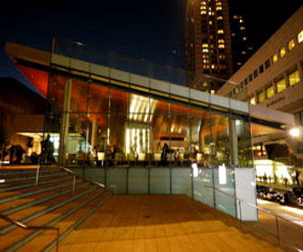 Lincoln Center In New York Unveils Gl Pavilion Styled Restaurant
