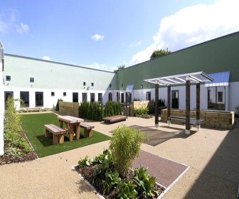 MAAP designs Roseberry Park hospital in England