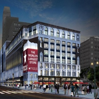 Macys new york herald square store to receive 400 for Macy s herald square floor directory