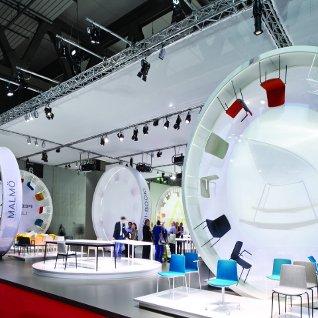 Migliore servetto designed exhibition project wins fx international interior design award for International interior design exhibition