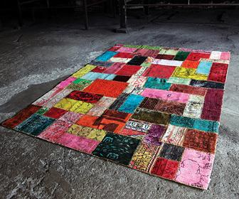 Miinu Launches New Multi Coloured Rugs